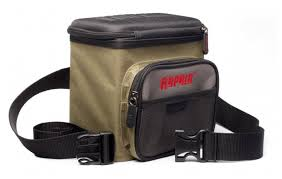 Поясная <b>сумка</b> для рыбалки <b>Rapala Limited</b> Lure <b>Bag</b> 20х15х20см ...