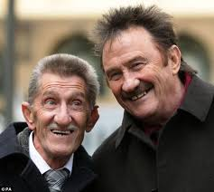 ... One stage hand has accused Travis of groping her during a panto season in Crawley where one of The Chuckle Brothers walked in on them, the court heard - article-2550966-1B2C8D3F00000578-824_634x568
