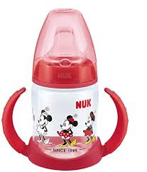 NUK 10215268 <b>Disney</b> Mickey Mouse First Choice Drinking Bottle ...