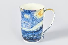 Купить <b>Кружка Звездная ночь</b> Винсент ван Гог 400 мл с ...