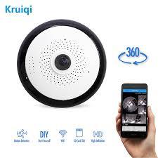 <b>Kruiqi</b> P2P Wifi IP Camera HD <b>960P</b> Wireless Camera H.264 Mini ...