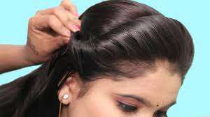 3 <b>Easy</b> Cute Hairstyle For Girls || Beautiful hairstyle<b>Simple</b> Hairstyle ...