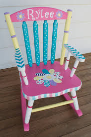 hand painted chairs kids painted rocking chair painted chair ideas rocking chairs kids painted childrens chairs childrens furniture child rocking baby kids kids furniture
