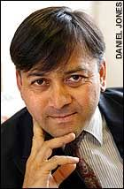 Chas Roy-Chowdhury: 'The Government needs to step in and stop this pit-bull approach'. By Alison Steed. 12:01AM BST 23 Aug 2004 - money-graphics-2004_939859a