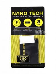 аккумулятор nano tech 1960 mah для apple iphone 7