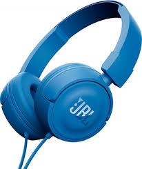 <b>Накладные наушники JBL T</b> 450 BLU купить в интернет-магазине ...