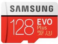 <b>Samsung</b> EVO Plus 100 Mb/s microSDXC UHS-I U3 <b>128</b> ГБ (MB ...