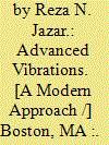 by <b>Reza N</b>. <b>Jazar</b>.