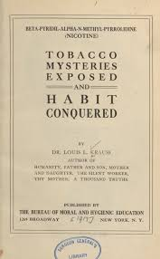Tobacco <b>mysteries</b> exposed and habit conquered /