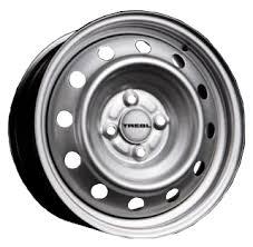 16 <b>TREBL X40031</b> 7.0/4x108x63.3/37.5 Silver – KOLESOFOR