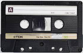 <b>Cassette tape</b> - Wikipedia