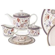 <b>Чайный сервиз</b> «<b>Королева</b> Анна» 40 предметов на 12 персон ...