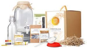 <b>Набор</b> Чайный гриб в <b>KOMBUCHA</b> BOX