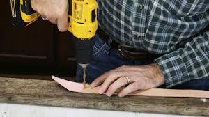 How to Make a <b>New</b> Hole in a <b>Leather Belt</b>