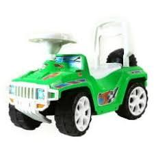Машина-<b>каталка ORION TOYS Ориончик</b> - зеленая - купить по ...