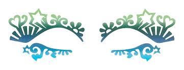 Купить <b>наклейки на глаза</b> sunbeam festival Face Lace, цены и ...