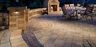 outdoor fireplace paver patio: paver patio fireplace paver patio fireplacex paver patio fireplace