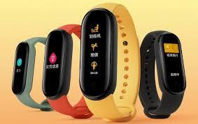 <b>Xiaomi</b> показала, как выглядит <b>фитнес</b>-<b>браслет Mi</b> Band 5