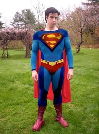 Image result for SUPERman costume