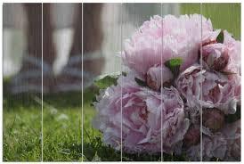 """<b>Картина</b> на дереве (досках) """"Розовые пионы"""" Купить не дорого с ..."""