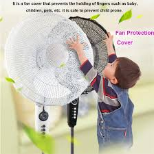 2pcs <b>electric fan protective</b> cover safety cover child anti child ...