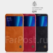 <b>Чехол книжка Nillkin QIN Leather</b> Case для Xiaomi Mi 6X, Mi A2 ...