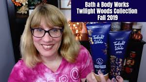 Bath & Body Works <b>Twilight Woods Collection</b> Review - Fall 2019 ...