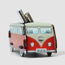 <b>VW</b> Camper Red | <b>Настольный</b> офисный <b>органайзер</b> для ...