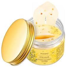 Minabao Тканевые <b>патчи для кожи</b> вокруг глаз Eye Mask Golden ...