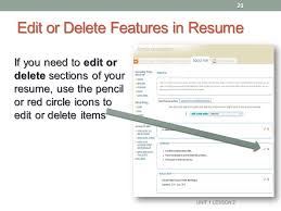 RESUME Naviance Family Connection   ppt download SlidePlayer Customizing Your Resume Once you are finished writing your resume  open the Customize Your Printable