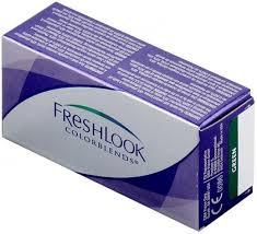 Купить <b>контактные линзы FreshLook</b> ColorBlends (2 линзы) по ...