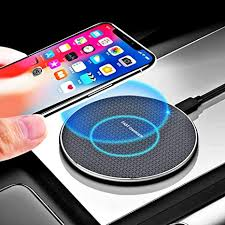 <b>Olaf 10W Qi wireless</b> charging pad for Samsung Galaxy S8: Amazon ...