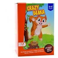 <b>Настольная игра S</b>+<b>S Toys</b> Crazy белка — <b>Настольные игры</b> ...