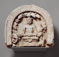 life of the buddha essay heilbrunn timeline of art history niche the seated bodhisattva shakyamuni flanked by devotees and an elephant