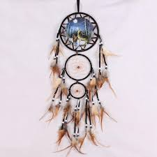 no!no Creative <b>Handmade</b> Painting Dream Catcher <b>Car</b> Wall ...