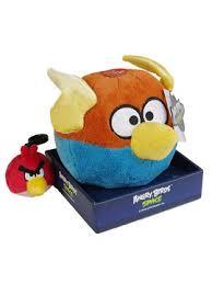 Мягкие игрушки Angry Birds - Чики Рики