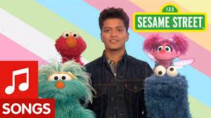 Sesame Street: <b>Bruno Mars</b>: Don't Give Up - YouTube