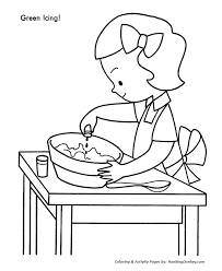 Small Picture Christmas Cookies Coloring Pages Christmas Cookies with Icing