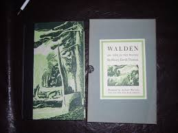 walden or life in the woods henry david thoreau aldren watson walden or life in the woods henry david thoreau aldren watson com books