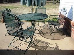 wrought iron patio furniture amazing marvelous