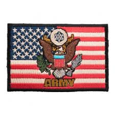 United States <b>Army Patches</b> & Division <b>Patches</b> | <b>Embroidered</b>, Iron ...