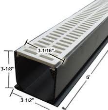 patio drainage system