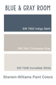 sherwin wiliams blue gray room guest bedroom inspiration paint colors go see charming small guest room office