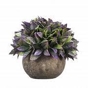 <b>Искусственный цветок</b> в <b>горшке</b> 13х14см - купить по низкой цене ...