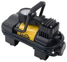 Купить Автомобильный <b>компрессор Качок K90</b> желтый по низкой ...