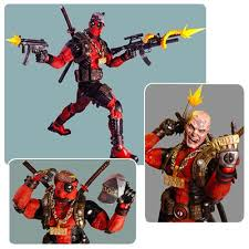 <b>Marvel</b> Classics Ultimate <b>Deadpool</b> 1:4 Scale Action Figure ...