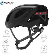 <b>Smart4u SH55M</b> 2019 Cycling Bicycle Back Lamp <b>Helmet</b> Outdoor <b>6</b> ...