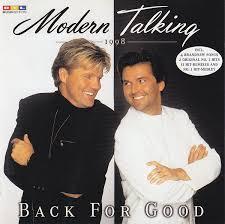 <b>Modern Talking</b> - <b>Back</b> For Good - The 7th Album (1998, CD) | Discogs