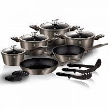 <b>Набор посуды BerlingerHaus</b> 15 предметов, в Оптоклубе РЯДЫ
