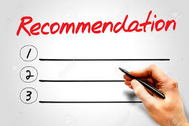 recommendation blank list business concept stock photo picture recommendation blank list business concept stock photo 37744644